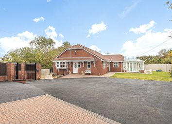 Thumbnail 3 bed bungalow for sale in Gannow Green Lane, Rubery, Birmingham, West Midlands