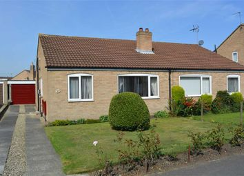 Thumbnail 2 bedroom semi-detached bungalow for sale in Staniland Drive, Selby