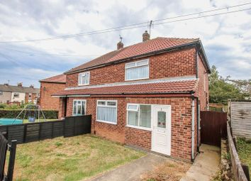 Thumbnail 2 bed semi-detached house for sale in St. Cuthberts Walk, Liverton, Saltburn-By-The-Sea