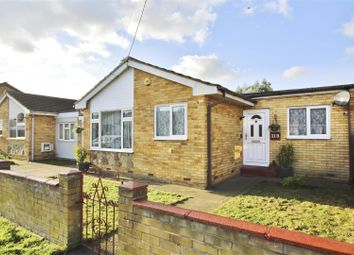 Thumbnail 2 bed semi-detached bungalow for sale in Henson Avenue, Canvey Island