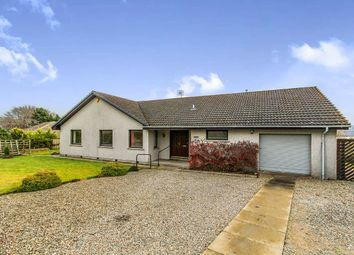 Thumbnail 4 bed bungalow for sale in Cnoc Aluinn, Croftnacreich, North Kessock, Inverness