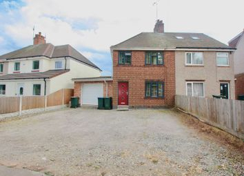Thumbnail 3 bedroom semi-detached house for sale in Charter Avenue, Coventry