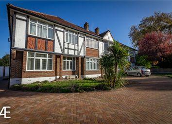 Thumbnail 4 bed flat to rent in Foxgrove Road, Beckenham, Kent