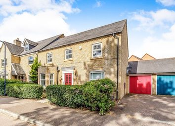 Thumbnail 4 bed semi-detached house for sale in Westminster Square, Maidstone