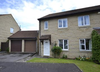 Thumbnail 3 bed terraced house to rent in Frankland Close, Weston, Bath