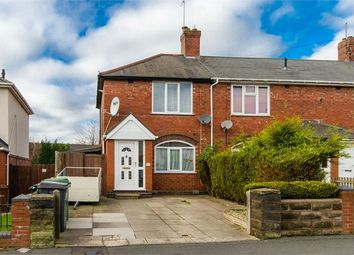 Thumbnail 2 bedroom semi-detached house for sale in Foster Road, Wolverhampton, West Midlands