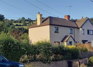 Thumbnail 3 bed end terrace house for sale in Erw Wladys, Glyn Ceiriog, Llangollen