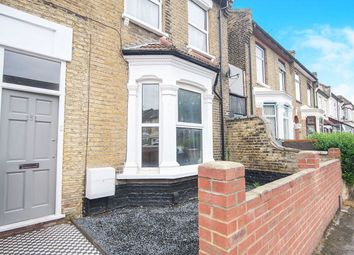 Thumbnail 3 bed terraced house to rent in Neville Road, London