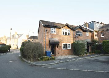 Thumbnail 1 bedroom semi-detached house to rent in Town End Close, Godalming