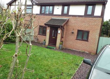 Thumbnail 2 bed semi-detached house for sale in The Heathers, Bamber Bridge, Preston