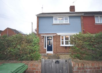 Thumbnail 2 bed end terrace house to rent in Harold Road, Southsea