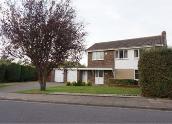 Thumbnail 3 bed detached house for sale in Britannia Crescent, Grimsby