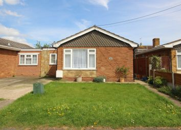 Thumbnail 2 bed detached bungalow for sale in Chapman Road, Canvey Island