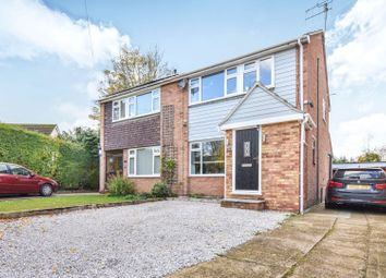 Thumbnail 4 bed semi-detached house for sale in St. Marys Close, Chelmsford
