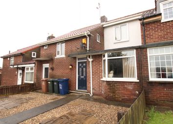 Thumbnail 2 bed terraced house for sale in Silloth Avenue, Denton Burn, Newcastle Upon Tyne
