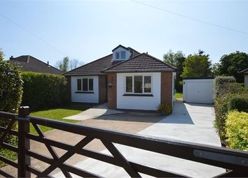 Thumbnail 4 bed detached bungalow for sale in Manor Drive, Kingskerswell, Newton Abbot, Devon.