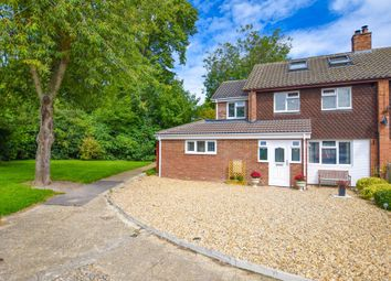 Thumbnail 4 bed semi-detached house for sale in St. Wendreds Way, Exning, Newmarket