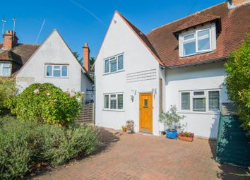 Thumbnail 4 bed semi-detached house to rent in Mays Road, Teddington