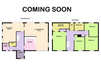 Thumbnail 5 bed property for sale in Poulters Lane, Broadwater, Worthing