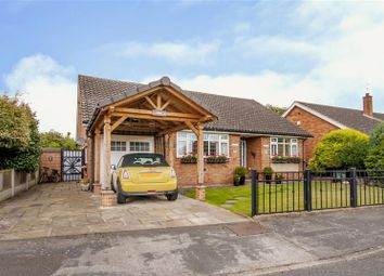 Thumbnail 3 bed detached bungalow for sale in Sycamore Crescent, Bawtry, Doncaster