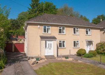 Thumbnail 3 bedroom semi-detached house for sale in Audley Grove, Bath