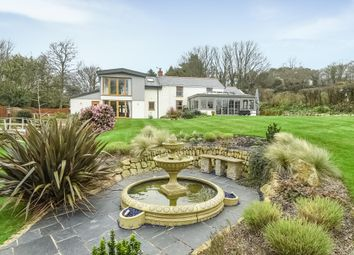 Thumbnail 4 bed detached house for sale in Parc Bottom, Gweek, Helston, Cornwall