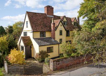 Thumbnail 5 bed detached house for sale in Park Lane, Castle Camps, Cambridge