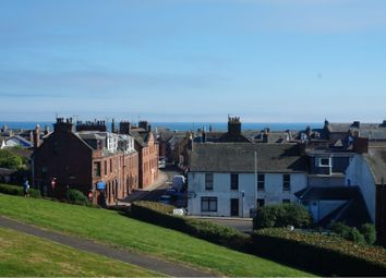 Thumbnail 2 bed flat for sale in Hill Terrace, Arbroath
