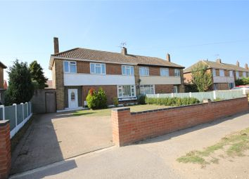 3 bed semi-detached house for sale in Princess Margaret Road, East Tilbury, Tilbury RM18