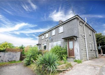 Thumbnail 3 bed semi-detached house for sale in Station View, Brentor, Tavistock