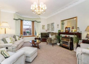Thumbnail 4 bed semi-detached house for sale in Burnhead Road, Larbert, Stirlingshire