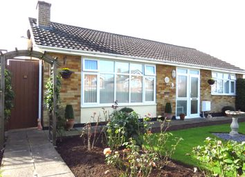 Thumbnail 2 bed detached bungalow for sale in Constable Road, Hillmorton, Rugby