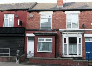 Thumbnail 3 bed terraced house for sale in Staniforth Road, Sheffield, South Yorkshire