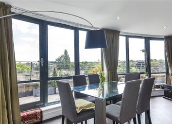 Thumbnail 3 bed flat for sale in Percy Laurie House, 217 Upper Richmond Road, London