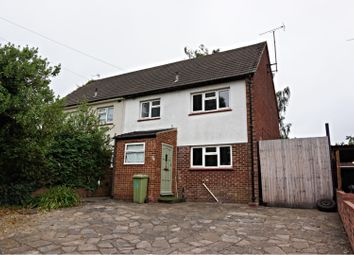 Thumbnail 3 bed semi-detached house to rent in Staple Hall Road, Milton Keynes