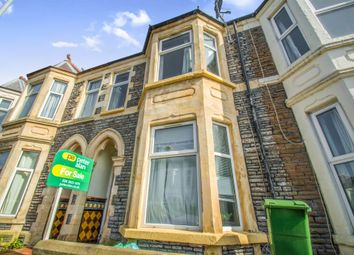 Thumbnail 3 bed terraced house for sale in Tewkesbury Place, Cathays, Cardiff