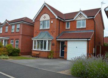 Thumbnail 4 bed detached house for sale in 43, Hillcrest Avenue, Alfreton, Derbyshire