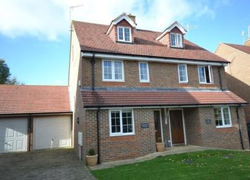 Thumbnail 3 bed semi-detached house for sale in Speldhurst Road, Langton Green, Tunbridge Wells, Kent