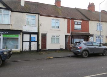 Thumbnail 3 bedroom terraced house to rent in Arbury Road, Nuneaton