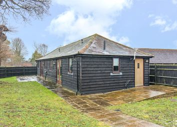 Thumbnail 2 bedroom bungalow to rent in West Haxted Farm, Haxted Road, Edenbridge, Kent