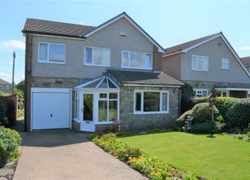 Thumbnail 5 bed detached house for sale in Hill Grove, Salendine Nook, Huddersfield