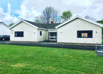 3 bed detached bungalow for sale in Llanddewi Brefi, Tregaron SY25