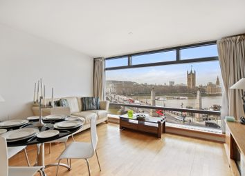 Thumbnail 2 bed flat for sale in Parliament View, Albert Embankment