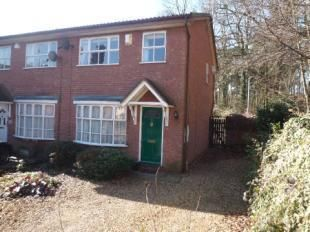 Thumbnail 1 bed semi-detached house for sale in Keyham Court, Abington, Northampton