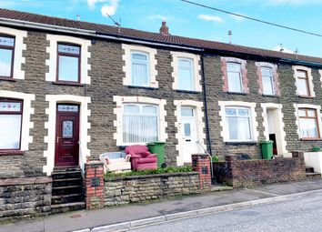 Thumbnail 2 bedroom terraced house for sale in Oakland Terrace, Cilfynydd, Pontypridd