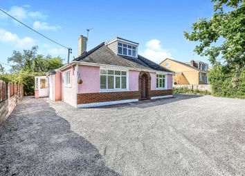 Thumbnail 3 bed detached bungalow for sale in Brynna Road, Pencoed, Bridgend
