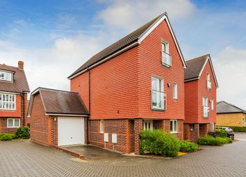 Fairviews, Oxted RH8. 4 bed link-detached house for sale