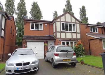 Thumbnail 3 bed detached house for sale in Wilkinson Croft, Hodge Hill, Birmingham