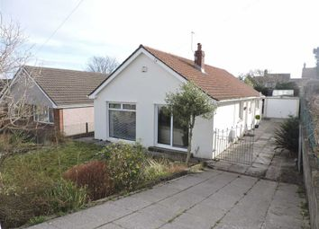 Thumbnail 3 bed detached bungalow for sale in Tawe View Crescent, Morriston, Swansea
