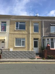 Thumbnail 3 bed terraced house to rent in High Street, Llanelli